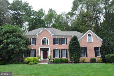 Crownsville Single Family Home For Sale: 1504 Cornerstone Court