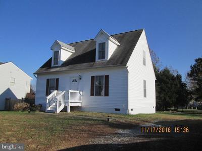 Spotsylvania Single Family Home For Sale: 6109 Taverneer Lane