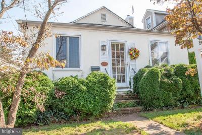 Annapolis Single Family Home For Sale: 811 Bay Ridge Avenue