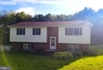 Chambersburg Single Family Home For Sale: 720 Siloam Road