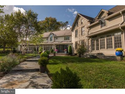 Kennett Square Single Family Home Under Contract: 638 Rosedale Road