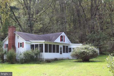 Page County Single Family Home For Sale: 1485 Compton Hollow Road
