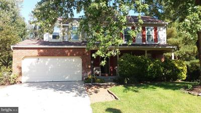 Bowie Single Family Home For Sale: 11906 Webb Court