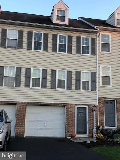 York Townhouse For Sale: 2856 Woodmont Drive