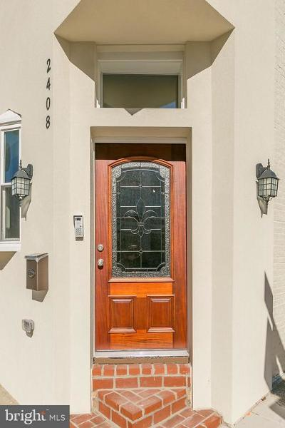 Baltimore Townhouse For Sale: 2408 Hudson Street