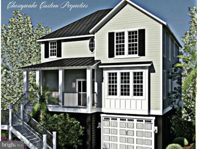 Baltimore Single Family Home Under Contract: 9038 Cuckold Point Road