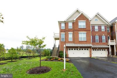 Upper Marlboro Townhouse For Sale: 4525 Grazing Way