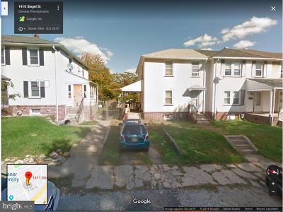 Chester Multi Family Home For Sale: 1411 Siegel Street