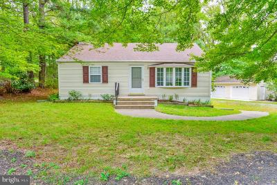 Upper Marlboro Single Family Home Under Contract: 7110 Woodyard Road