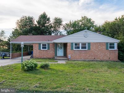 York Single Family Home For Sale: 2585 Stanford Drive