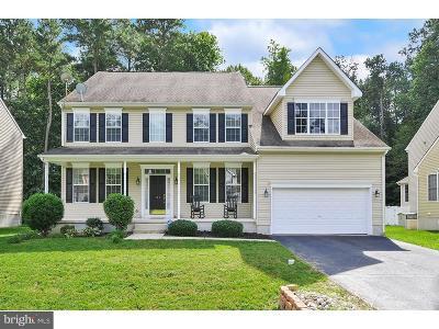 Frederica Single Family Home For Sale: 144 Albacore Drive