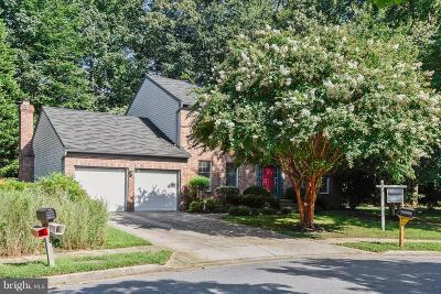 Annapolis Single Family Home For Sale: 5 Carriage Run Court