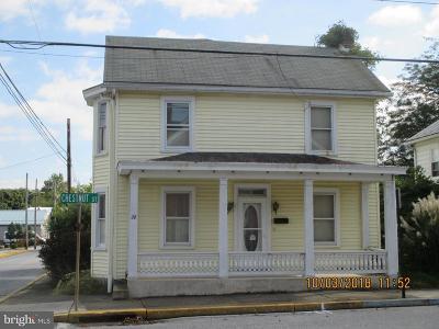 Mount Holly Springs Single Family Home For Sale: 28 Chestnut Street
