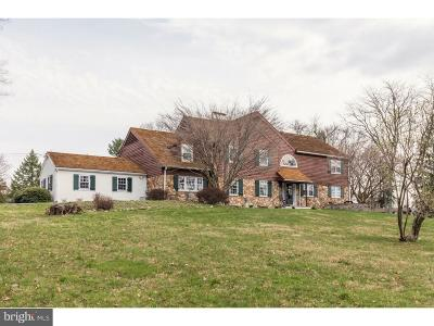 Newtown Square Single Family Home For Sale: 6 Old Covered Bridge Road