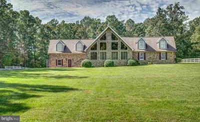 Louisa County Single Family Home For Sale: 1183 Daniel Road