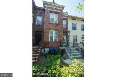 Columbia Heights Multi Family Home For Sale: 1030 Park Road NW