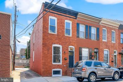 Baltimore Townhouse For Sale: 1201 Bouldin Street
