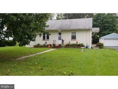 Millville Single Family Home For Sale: 223 Geissinger Avenue