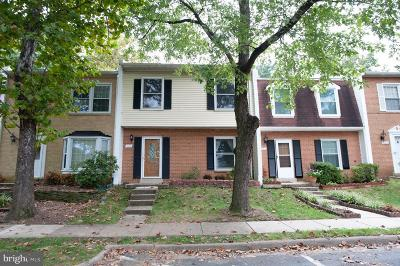 Alexandria Townhouse For Sale: 6311 Hillary Court