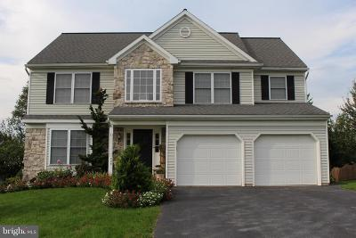 New Holland Single Family Home For Sale: 529 Spring Hollow Drive