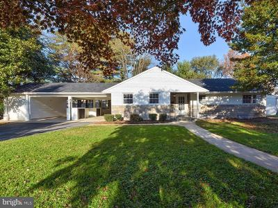 Frederick Single Family Home For Sale: 1201 Pinewood Drive