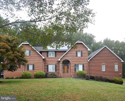 Brandywine Single Family Home For Sale: 12501 Plantation Drive