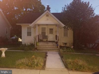 Hyattsville Single Family Home For Sale: 4309 Oglethorpe Street