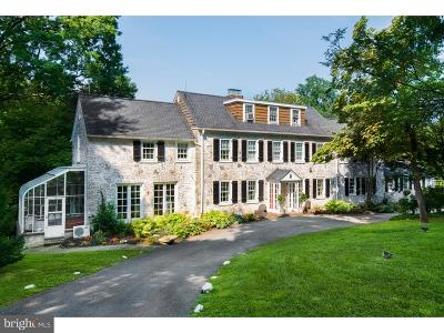 Villanova Single Family Home For Sale: 860 Mount Moro Road