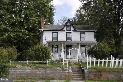 Boonsboro Single Family Home For Sale: 50 Saint Paul Street