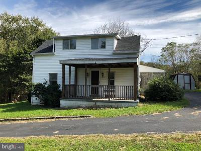 Martinsburg Single Family Home For Sale: 2436 Eagle School Road