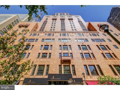 Rittenhouse Square Condo For Sale: 219 S 18th Street #316