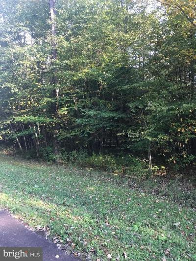 Frostburg Residential Lots & Land For Sale: 21 Walnut Hill