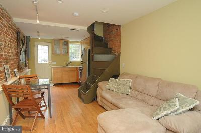 Fells Point Townhouse For Sale: 1812 Lancaster Street