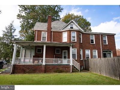 Pennsauken Single Family Home For Sale: 5019 Jefferson Avenue