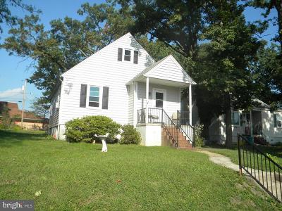 Baltimore Single Family Home For Sale: 3218 Rosalie Avenue