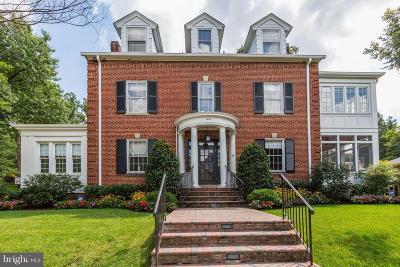 Shepherd Park Single Family Home For Sale: 1400 Iris Street NW