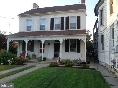 York Single Family Home For Sale: 1333 W Market Street