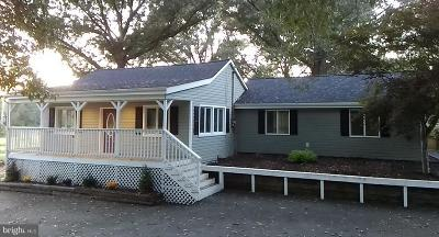 Mechanicsville Single Family Home For Sale: 26065 Friendship School Road