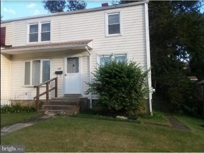 Brookhaven Single Family Home For Sale: 1129 Church Street