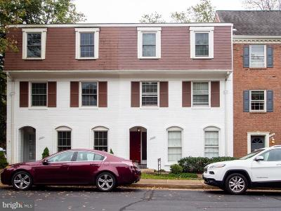 Mclean Rental For Rent: 6803 Market Square Drive