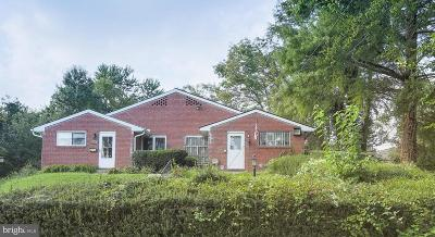 Single Family Home For Sale: 2412 Taney Road
