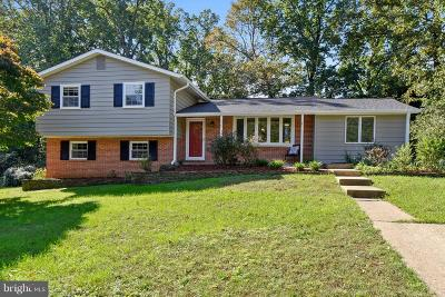 Annapolis Single Family Home For Sale: 1303 Homewood Lane