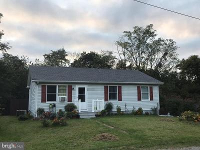 Winchester Single Family Home For Sale: 123 Williamson Road