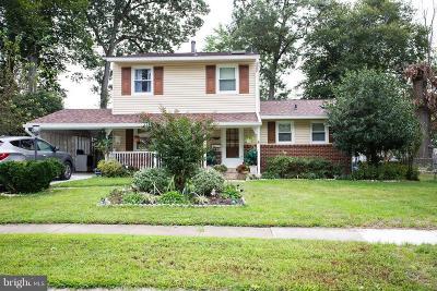 Laurel Single Family Home For Sale: 15215 Alan Drive