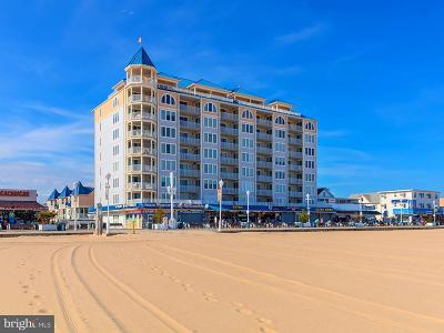Ocean City Condo For Sale: 2 Dorchester Street #608
