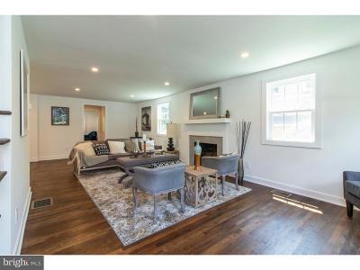 Gladwyne Single Family Home For Sale: 1109 Maplecrest Circle