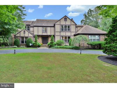 Moorestown Single Family Home For Sale: 520 Bartram Road