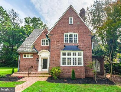 Guilford, Guilford/Jhu Single Family Home For Sale: 231 Chancery Road