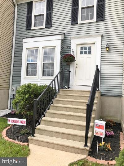 Howard County Townhouse For Sale: 7965 Millstream Court