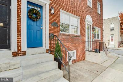 Baltimore Townhouse For Sale: 1422 Covington Street